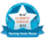 Avvo Badge for Clients Choice 2012